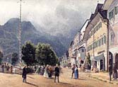 The Esplanade in Ischl