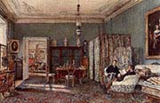 The Morning Room of the Palais Lanckoronski-Vienna