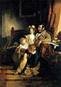 Rudolf von Arthaber and Children