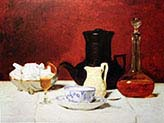 Still-life Coffee and Cognac