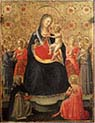Madonna with Angels and the Saints Dominic and Catherine
