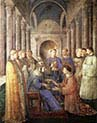 Ordination of Saint Lawrence by Saint Sixtus