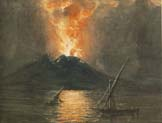 the eruption of the vesuvius