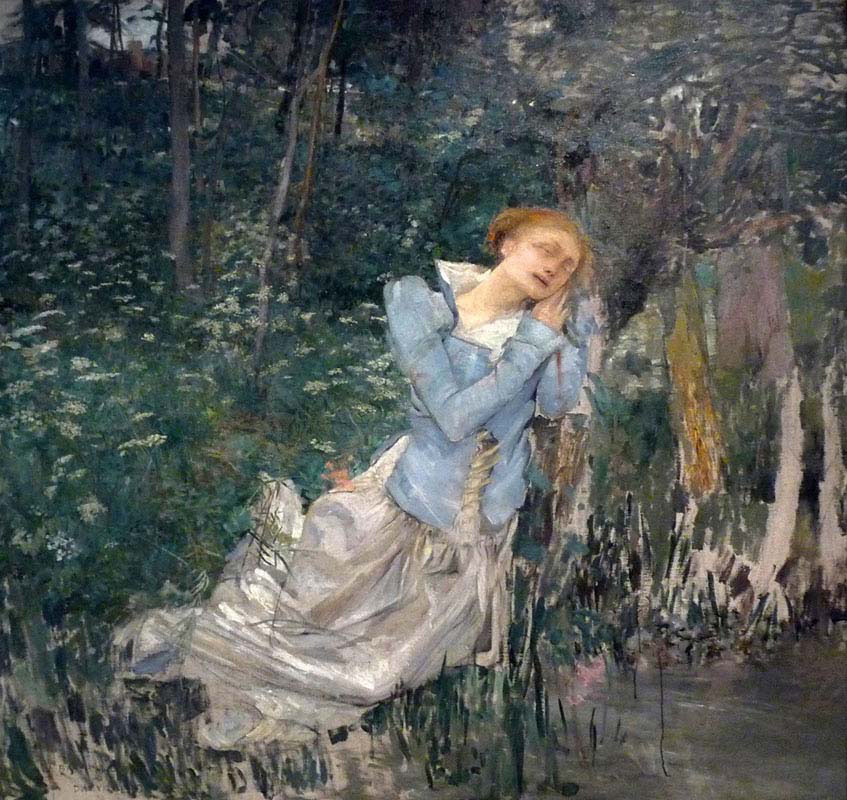 an introduction to the joan of arc painting by the french realist artist jules bastien lepage In 1879, when he was just thirty-one years of age, the french painter jules bastien-lepage was awarded the prestigious legion of honour, signalling the immense breadth of his popularity.