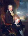 edward george lind and his son montague