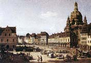 New Market Square Dresden
