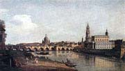 Dresden and Augustus Bridge