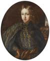 portrait of the future emperor joseph one as king of hungary attrb