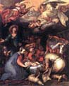 adoration of the shepherds two