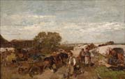 cattle market