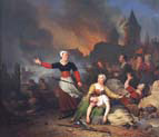 hasselaer during the siege of haarlem