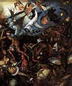 Fall of Rebel Angels Detail