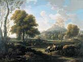 classical landscape three