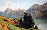 Lake Lucerne with Urirotstock
