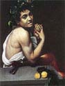 Self as the Sick Bacchus
