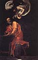 Inspiration of Saint Mathew