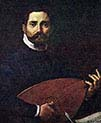Giovanni Gabrieli with the Lute