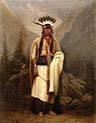 Black-Foot Indian