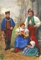 costumes from moravia and silesia