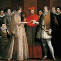 wedding of maria de medici and henry the fourth of france