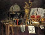 still life with crown
