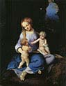 Madonna and Child with the Young Saint John