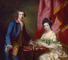 William earle welby of denton lincolnshire and his first wife penelope