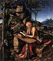 Saint Jerome Writing in a Landscape