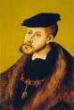 portrait of charles the fifth