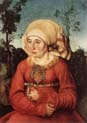 portrait of the jurist's wife
