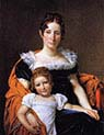 Comtesse Vilain the Thirteenth and her Daughter