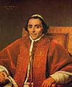 Pope Pius the Seventh
