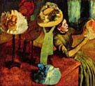 At the Milliner