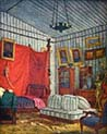 Bedroom of the Count de Mornay