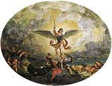 Saint Michael Defeats the Devil