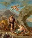 The Autumn  Bacchus and Ariadne