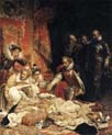 the death of queen elizabeth the first