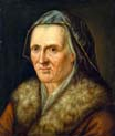 woman with fur collar