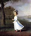 Unknown Boy in a Landscape