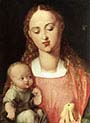 Madonna and Child with the Pear