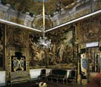 palazzo mansi lucca tapestries