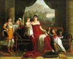 the four children of general clarke