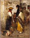 the poultry seller