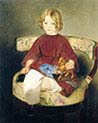 Child in an Armchair