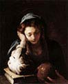 Repentant Saint Mary Magdalene