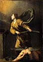 Saint Juliana of Nicomedia Defeated the Devil