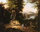 Hunters in a Landscape