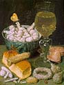 Still Life with Bread and Confectionery