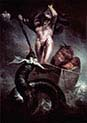 The Battle of Thor with the Midgard Serpent