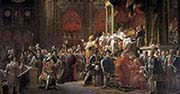 Coronation of Charles theTenth